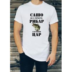 Мъжка тениска за Александровден МОДЕЛ 2