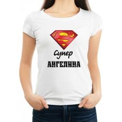 Дамска тениска за Архангеловден МОДЕЛ 12