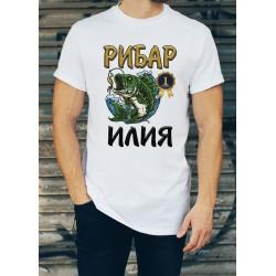 Мъжка тениска за Илинден МОДЕЛ 8