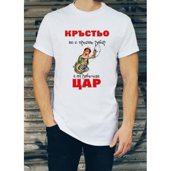 Мъжка тениска за Кръстовден МОДЕЛ 2