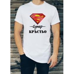 Мъжка тениска за Кръстовден МОДЕЛ 30