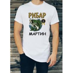 Мъжка тениска за Мартин МОДЕЛ 4