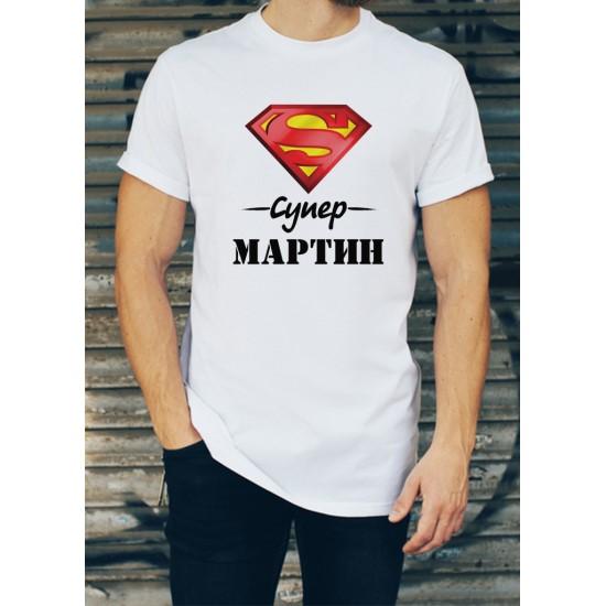 Мъжка тениска за Мартин МОДЕЛ 30