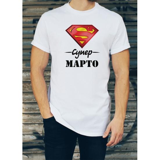 Мъжка тениска за Мартин МОДЕЛ 31