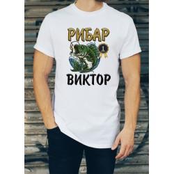 Мъжка тениска за Виктор МОДЕЛ 35