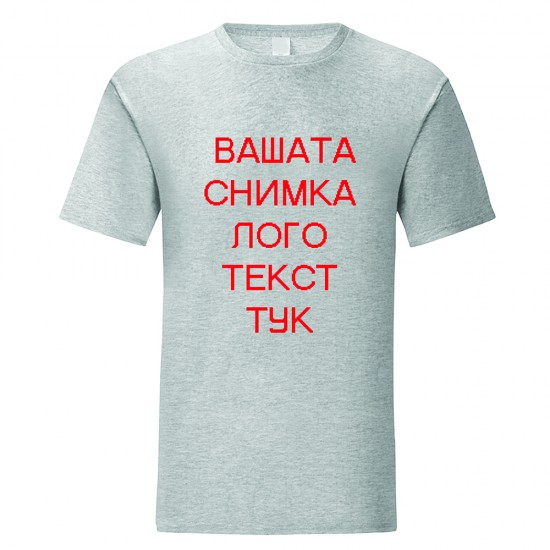 ТЕНИСКА ПО ВАШ ДИЗАЙН, Plovdiv Print Design