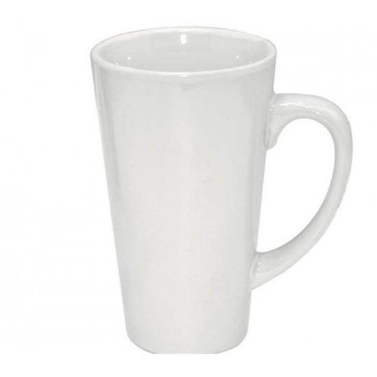 Печат върху конусовидна чаша със снимка - голяма