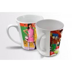 Печат върху конусовидна чаша със снимка - малка