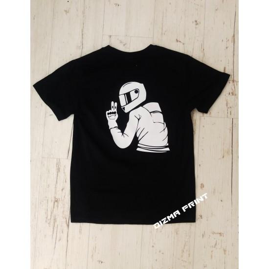 Щампа върху  тениска - надписи, символи, лога