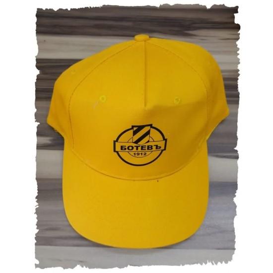 Щампа и бродерия върху шапка