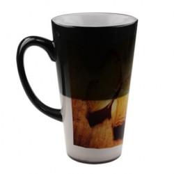 Конусовидна магическа чаша със снимка - голяма