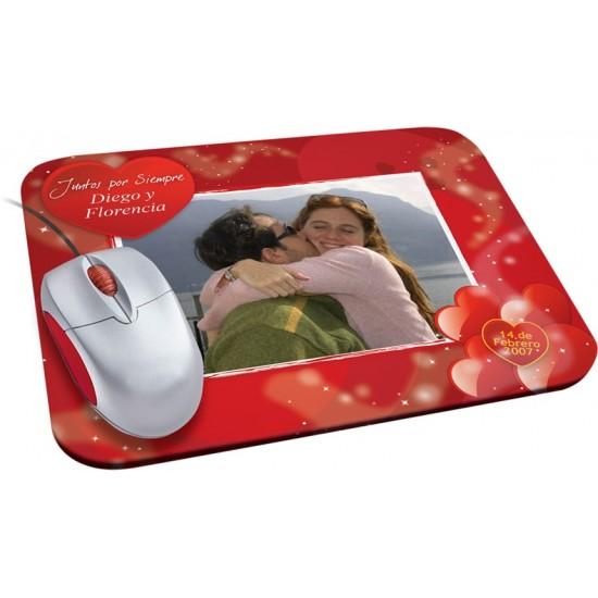 Подложка за мишка със снимка или лого